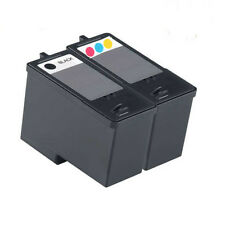 Non-OEM For Dell 966 Ink Cartridges 7 series BlK+Color