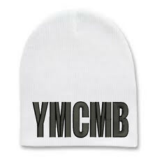YMCMB  Beanie Hat Young Money Cash Money Billionaire Hip Hop Swagger FREE SHIP