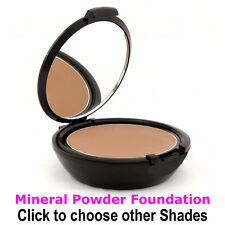 Mineral Powder Foundation, Compact with Sponge, by Masquerade
