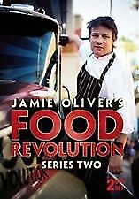 JAMIE OLIVER'S FOOD REVOLUTION - SERIES 2   NEW 2 DVDs