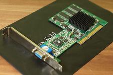 ATI Rage 128 AGP scheda grafica 128gl 32mb passivo TOP! (cc4)
