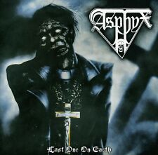 Asphyx - Last One on Earth / Crush of the Cenotaph [New CD] Argentina - Import