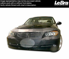 Lebra Front Mask Cover Bra Fits BMW 3 Series Sedan 2007-08 w//o headlight washers