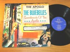 "GIRL GROUP DOO WOP LP - THE BLUEBELLES - NEWTOWN 631 - ""SWEETHEARTS OF APOLLO"""