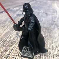 Disney DARTH VADER FIGURINE Cake TOPPER STAR WARS Sith Empire Strikes Back New
