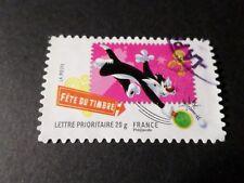 FRANCE 2009, timbre  AUTOADHESIF 269, BD GROMINET TITI COMICS oblitéré, VF STAMP