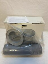 Exhaust Extension Hose Kit For Hobby Airbrush Spray Booth Up To 5.6 Ft Extended