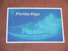 Schiff USA US Coast Guard Cutter Duane Florida Key Postkarte Ansichtskarte Karte