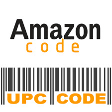1000 UPC Codes Barcodes - EAN Codes - UPC Numbers For Amazon - 100% GUARANTEED!