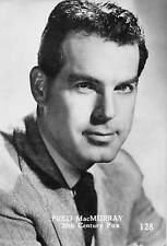 Cinema Stars Fred MacMurray 20th Century Fox actor