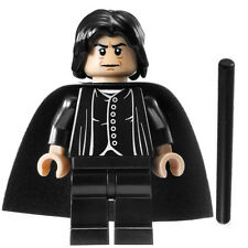 NEW LEGO SNAPE MINIFIG harry potter figure minifigure 4842 professor severus toy