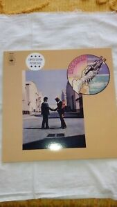 PINK FLOYD WISH YOU WERE HERE PICTURE DISC  RARE  LP