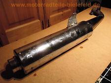 Kawasaki gpz1100 horizon zxt10e EXHAUST MUFFLER pipe échappement-du silencieux ICC k336