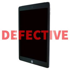 DEFECTIVE Apple iPad 6 MR7F2LL/A 9.7 inch (WiFi Only) Tablet - 32GB  A1893