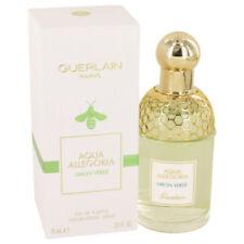 AQUA ALLEGORIA Limon Verde by Guerlain Eau De Toilette Spray 75 ml NEW PACKING