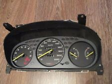 Gauges face Overlay Type-R style for Honda Civic 96-00 VTI SI Ek  Gauge Cluster