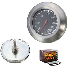 Stainless Steel Barbecue BBQ Smoker Grill Thermometer Temperature Gauge 60-430℃
