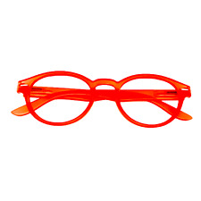 ORANGE READING GLASSES or 3 other colours