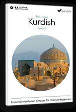 Eurotalk Hablar Kurdo (SORANI) PARA PRINCIPIANTES - Descarga Opción y un cd rom