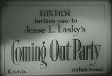 COMING-OUT PARTY (1934) DVD FRANCES DEE, GENE RAYMOND