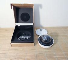Neu Cisco Meraki MV22-HW Varifocal Indoor Dome Camera 256GB Storage New Open Box