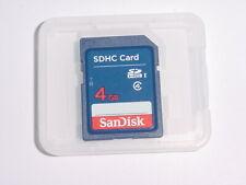 SanDisk 4gb SDHC HCI Class 4 Speicherkarte SD