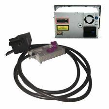 2X(Car Aux in RNS E Navigation AUX Button Audio Adapter Kit 32Pin Plug Fit E7H2)