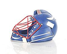 "Baseball Softball Catcher's Helmet Metal Scale Model 13"" Team Sport Decorations"