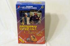 Country Classics Premium Collectors Cards 1992 Series 1 Sealed Box Limited Ed.