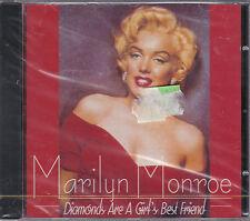 CD 21T MARILYN MONROE DIAMONDS ARE A GIRL'S BEST FRIEND BEST OF 2000 FRANCE NEUF