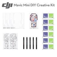 Original Mavic Mini Drone DIY Creative Kit Skins/Marker Pens/Cleaning Wipe Parts