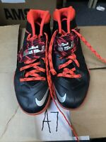 Nike 609679-005 Zoom Soldier VII PP Lebron James Men's SZ 10 BasketBall Shoes
