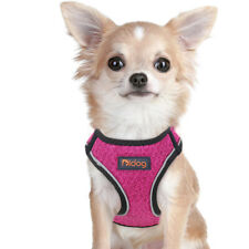 Step In Harness for Small Dogs Soft Reflective Pet Cat Walking Vest Harness SML