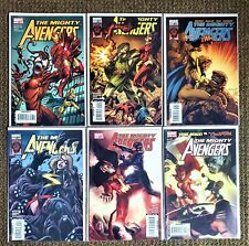 Mighty Avengers Lot# 8-11, 27-36  FN/VF
