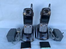 lots of 2 PANASONIC KX-TGA552M KXTGA552M KX-TGA5520 FOR KX-TG5500 SERIES HANDSET