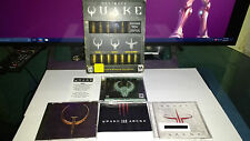 Ultimate Quake (PC, 2006) Shooter Collection, Quake I, II & III Arena In Big Box