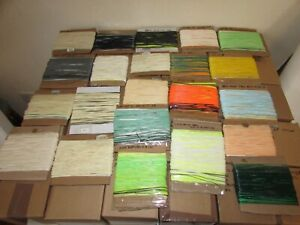 22 various salmonfly fishing lines cortland snowbee hardy scientific anglers etc