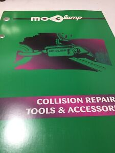 Vintage 1995 The Original Mo-Clamp Tools And Assessories Catalog