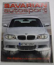Bavarian Autosports Magazine BMW Fall 2008 082115R2