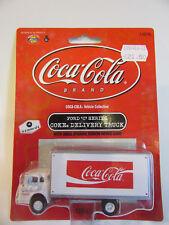 Athearn  1:87  Ford C Series Truck Coca Cola USA