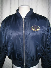 KNOX ARMORY SAN DIEGO PADRES INSULATED JACKET FLYER'S MA-1 MEN  SIZE L GREAT