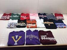 Lot Of 16 Mixed Men's NCAA MIXED ASSORTED NEW Work Various Shirts Size M MEDIUM