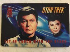 Star Trek - 10u Original Series - Dr. McCoy 'Bones' Phone Card