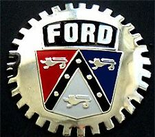 Ford Owner Car Grille Badge NEW