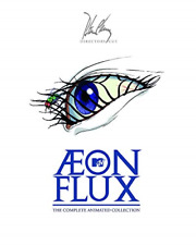 Aeon Flux The Complete Animated Collection Dvd New