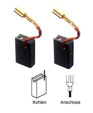 Cepillos de carbón para motorkohlen Hilti dcg 125 se - 5 x 10 x 16 mm de sustitución (2074)