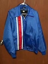 Awesome Vintage Crown Nylon Jacket Coat with zip out lining Sz M Usa Made Tubs