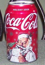 BENELUX  Coca-Cola Santa cans set 2019 Edition  cans-boîtes-dozen-latas-blikken