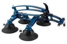 SeaSucker Komodo Bike Rack with Hogg 1 Bike Fork Mount Rack  Blue