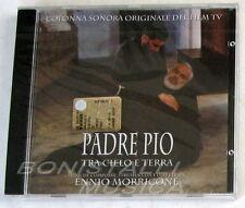 PADRE PIO TRA CIELO E TERRA - SOUNDTRACK Colonna Sonora MORRICONE CD SIGILLATO